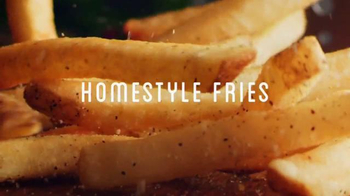 Chili's Lunch Combos TV Spot, 'Homestyle Fries' Song by Slightly Stirred - Thumbnail 4