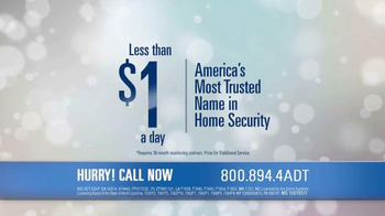 ADT TV Spot, 'Holiday Season' Featuring Ving Rhames - Thumbnail 8