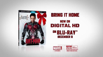 Ant-Man Home Entertainment TV Spot - 789 commercial airings