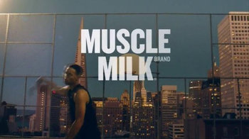 Cytosport Muscle Milk TV Spot, 'Stephen Curry Is Stronger Everyday' - Thumbnail 9