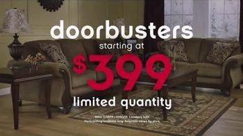 Ashley Furniture Homestore Black Friday 36 Hour Sale TV Spot, 'More Time' - Thumbnail 2