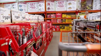 The Home Depot Holiday Season TV Spot, 'Combo Kits' - Thumbnail 1