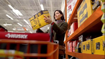 The Home Depot Holiday Season TV Spot, 'Combo Kits'