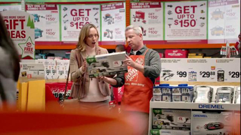 The Home Depot Holiday Season TV Spot, 'Combo Kits' - Thumbnail 4
