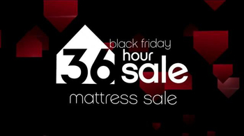 Ashley Furniture Homestore Black Friday 36 Hour Sale TV Spot, 'Mattresses' - Thumbnail 3