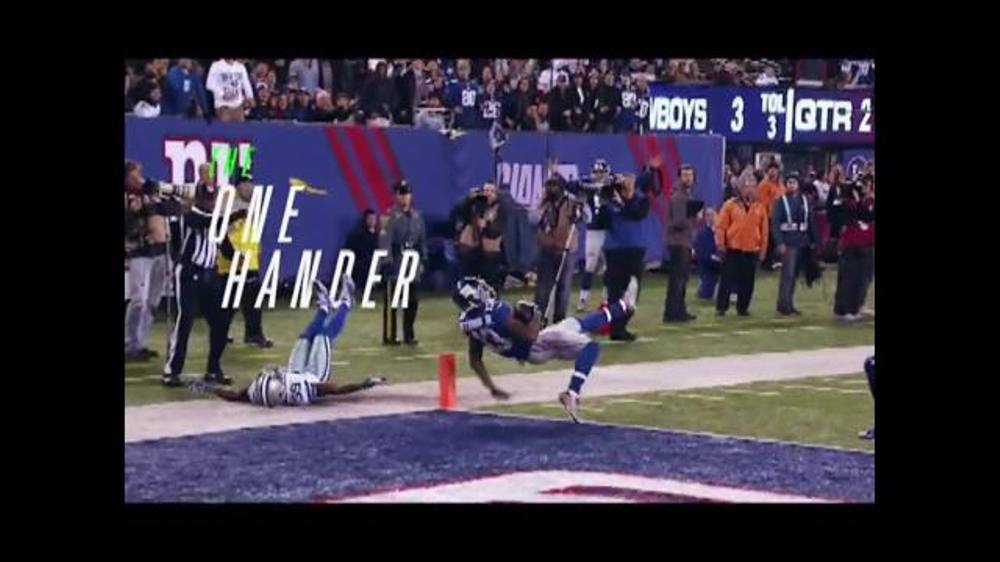 Answer ALS TV Commercial, 'NFL Network: Game-Changing Moments'