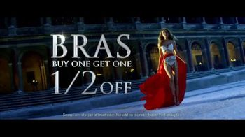 Victoria's Secret Bras TV Spot, 'Buy One, Half Off' - Thumbnail 5