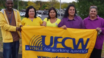 UFCW TV Spot, 'In America' - Thumbnail 8