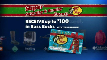 Bass Pro Shops Super Saturday and Sunday Sale TV Spot, 'Jackets' - Thumbnail 7