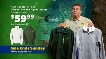 Bass Pro Shops Super Saturday and Sunday Sale TV Spot, 'Jackets' - Thumbnail 4