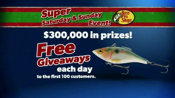 Bass Pro Shops Super Saturday and Sunday Sale TV Spot, 'Jackets' - Thumbnail 5