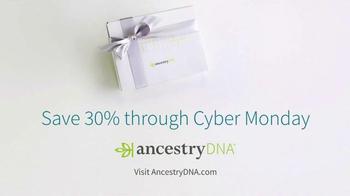 AncestryDNA TV Spot, 'Cyber Monday: Ethnic Mix' - Thumbnail 10