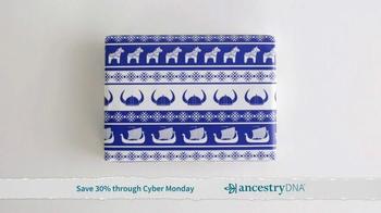 AncestryDNA TV Spot, 'Cyber Monday: Ethnic Mix' - Thumbnail 2
