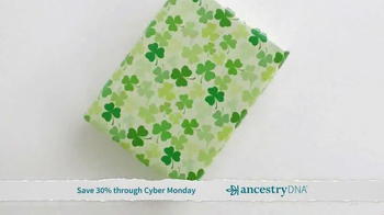AncestryDNA TV Spot, 'Cyber Monday: Ethnic Mix' - 1935 commercial airings