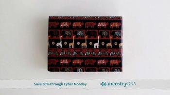 AncestryDNA TV Spot, 'Cyber Monday: Ethnic Mix' - Thumbnail 5