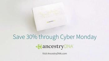 AncestryDNA TV Spot, 'Cyber Monday: Ethnic Mix' - Thumbnail 9