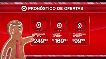 Target TV Spot, 'Black Friday: TVs' [Spanish] - 24 commercial airings