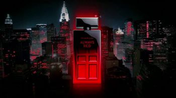 Elizabeth Arden Always Red TV Spot, 'Light Up the Town' - 251 commercial airings