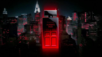 Elizabeth Arden Always Red TV Spot, 'Light Up the Town'