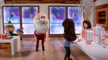 AT&T TV Spot, 'Favor for Santa' - Thumbnail 2