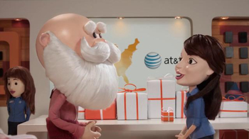AT&T TV Spot, 'Favor for Santa' - Thumbnail 3