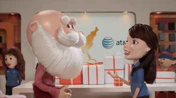 AT&T TV Spot, 'Favor for Santa' - Thumbnail 4