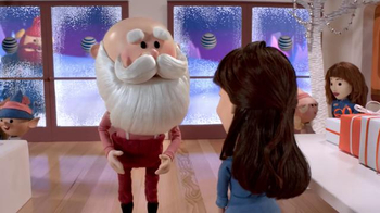 AT&T TV Spot, 'Favor for Santa'