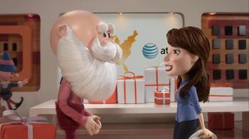 AT&T TV Spot, 'Favor for Santa' - Thumbnail 9