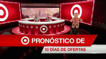 Target TV Spot, 'Black Friday: ropa' [Spanish] - Thumbnail 1