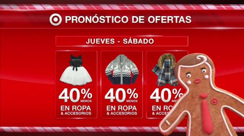 Target TV Spot, 'Black Friday: ropa' [Spanish] - Thumbnail 3