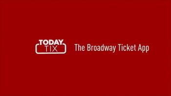 TodayTix TV Spot, 'The Broadway Ticket App: Discover New Theater' - Thumbnail 9