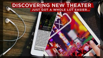 TodayTix TV Spot, 'The Broadway Ticket App: Discover New Theater' - Thumbnail 1