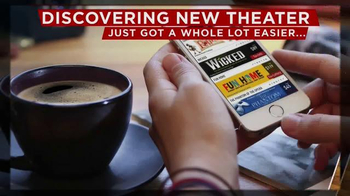 The Broadway Ticket App: Discover New Theater thumbnail