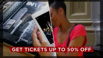TodayTix TV Spot, 'The Broadway Ticket App: Discover New Theater' - Thumbnail 4