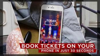 TodayTix TV Spot, 'The Broadway Ticket App: Discover New Theater' - Thumbnail 6