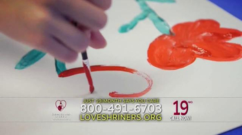 Shriners Hospitals For Children TV Spot, 'Imagine' - Thumbnail 3