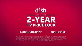 Dish Network Two-Year TV Price Lock TV Spot, 'Dish Is How We Do It' - Thumbnail 9