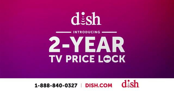 Dish Network Two-Year TV Price Lock TV Spot, 'Dish Is How We Do It' - Thumbnail 3