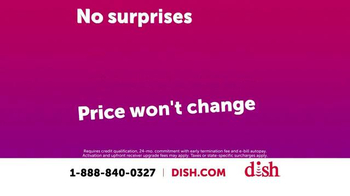 Dish Network Two-Year TV Price Lock TV Spot, 'Dish Is How We Do It' - Thumbnail 4