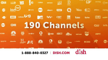 Dish Network Two-Year TV Price Lock TV Spot, 'Dish Is How We Do It' - Thumbnail 5