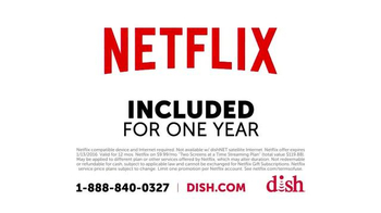 Dish Network Two-Year TV Price Lock TV Spot, 'Dish Is How We Do It' - Thumbnail 6