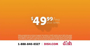 Dish Network Two-Year TV Price Lock TV Spot, 'Dish Is How We Do It' - Thumbnail 8