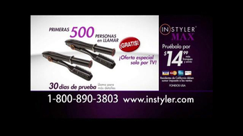 InStyler MAX TV Spot, 'El regalo perfecto' [Spanish] - Thumbnail 9
