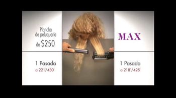InStyler MAX TV Spot, 'El regalo perfecto' [Spanish] - Thumbnail 3