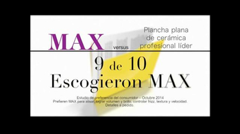 InStyler MAX TV Spot, 'El regalo perfecto' [Spanish] - Thumbnail 4