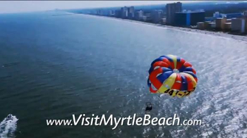 Visit Myrtle Beach TV Spot, 'Myrtle Beach Days'