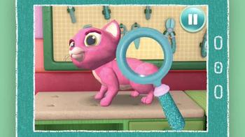 Doc McStuffins Pet Vet App TV Spot, 'Tap & Swipe' - Thumbnail 4