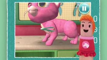 Doc McStuffins Pet Vet App TV Spot, 'Tap & Swipe' - Thumbnail 5