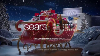 Sears Black Friday Doorbusters TV Spot, 'Time for the Holidays' - Thumbnail 9