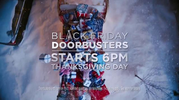 Sears Black Friday Doorbusters TV Spot, 'Time for the Holidays' - Thumbnail 8